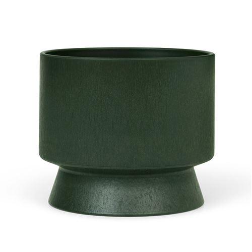 Rosendahl urtepotteskjuler, grøn. Ø15 cm. Recycled