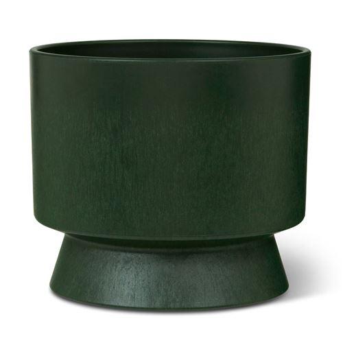 Rosendahl urtepotteskjuler, grøn. Ø19 cm. Recycled
