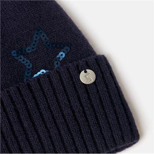Joules strikhue Tilda Navy Star