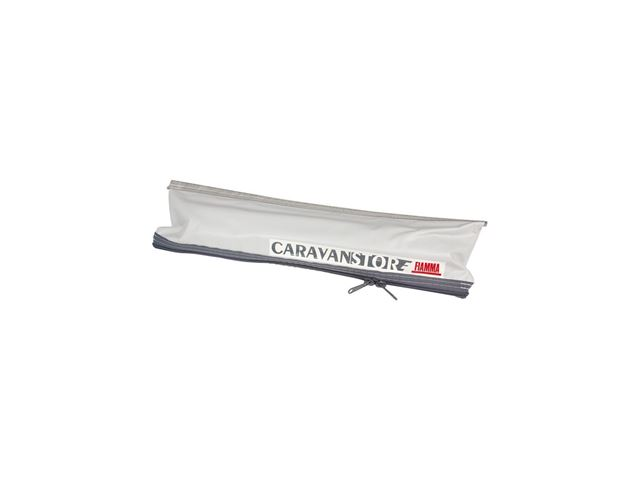 Posemarkise med telt, Caravanstore ZIP XL 410 - Royal Grey