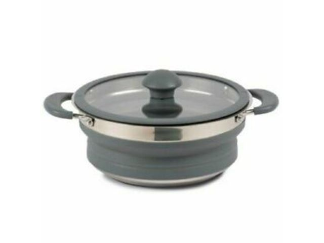 Folding Saucepan 1.5 Litre Gre