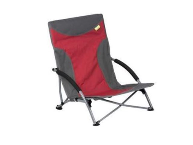 Sandy Low Chair - Red