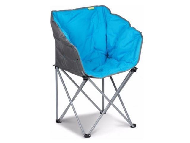 Tub Chair - Blue