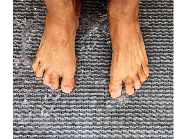 Vandstopperen - Undgå oversvømmelse og våde fødder i forteltet