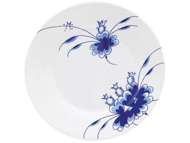 Medusa Blue Dancers lille tallerken, melamin