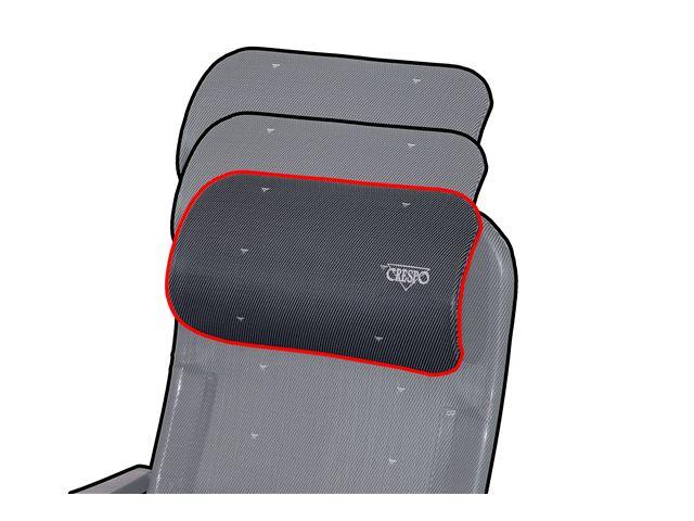 Crespo luksus stol med justerbar nakkessøtte