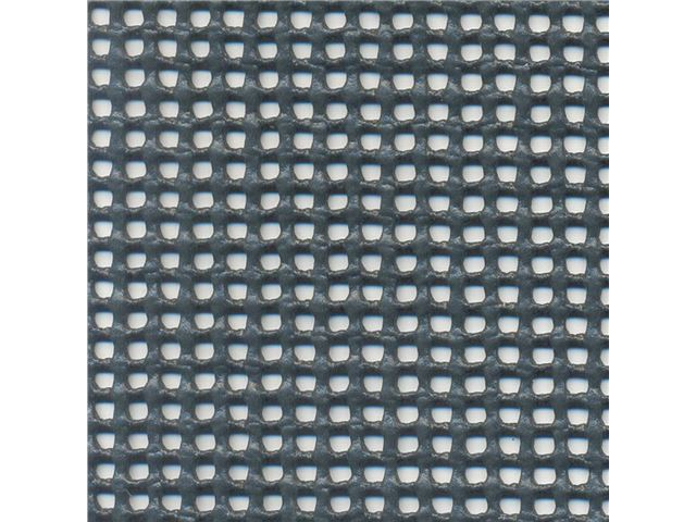 Markisetæppe 2,5 x 5,0 m - Antracit grå polyester