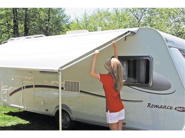 Posemarkise Fiamma Caravanstore XL 410 - Royal Grey