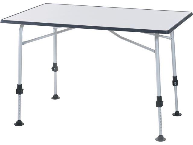 Campingbord WeCamp med fast bordplade 115 x 70 cm