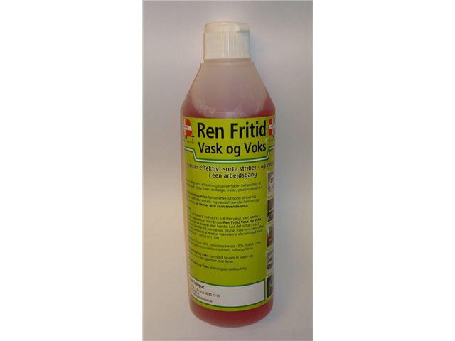 Ren Fritid Vask og Voks, 0,5L