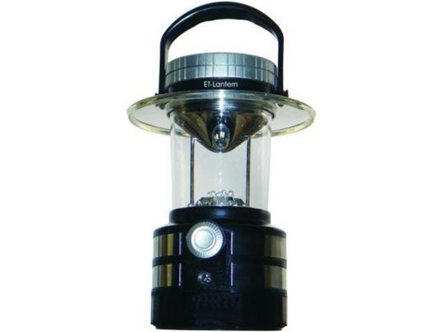 Etomer LED lanterne - Lyset kan reguleres på 3 trin