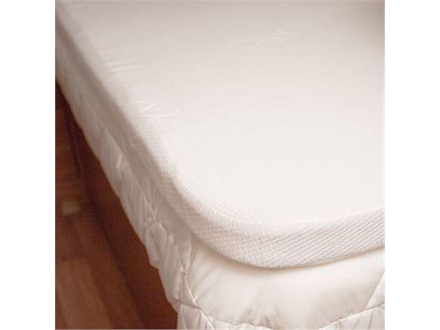 AnnTex topmadras 5 cm til fransk seng 150x195