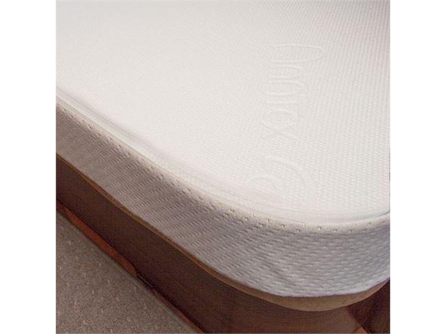 AnnTex koldskumsmadras 12 cm til enkelt seng (1 stk.)