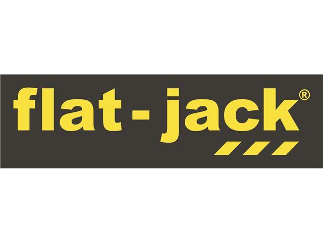 Flat-Jack Camper Plus - Oppustelig niveaukile