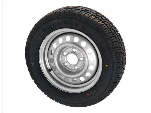 Reservehjul stål 5 huls 185/R14