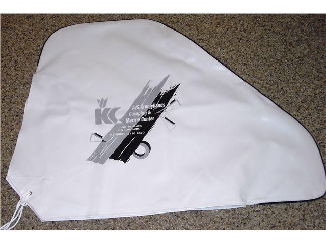 Træktøjspose med logo