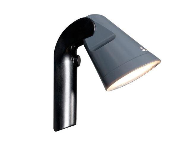 Isabella TripLight - Lampe til montering på teltstænger