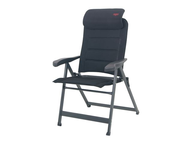 Crespo Air Deluxe positionsstol med nakkestøtte