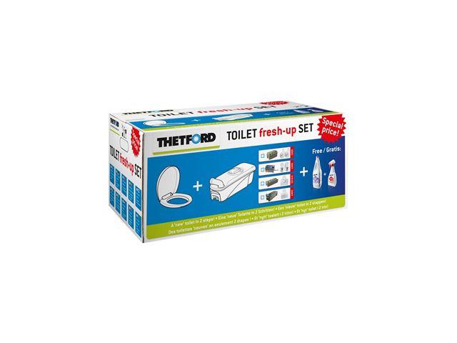 Toiletkit 'Thetford Fresh Up t