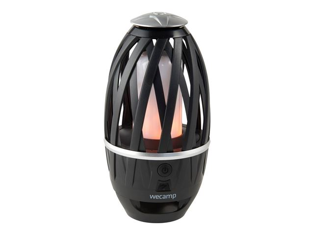 WeCamp Bordlampe Flame med LED lys