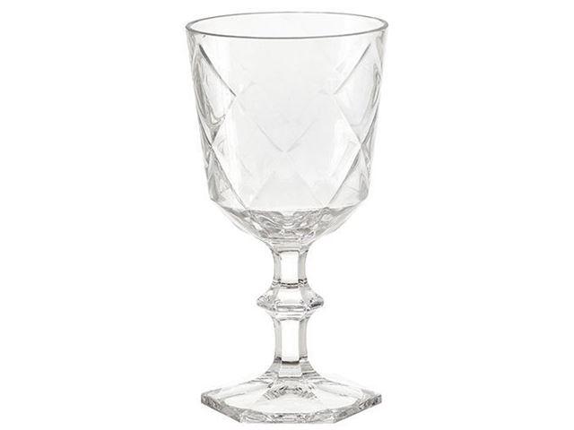 Medusa vinglas, krystalplast