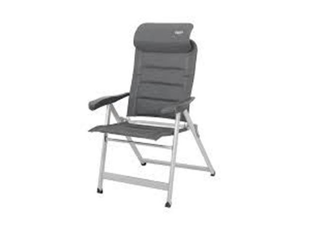 Crespo ergo luksusstol med polster og nakkestøtte
