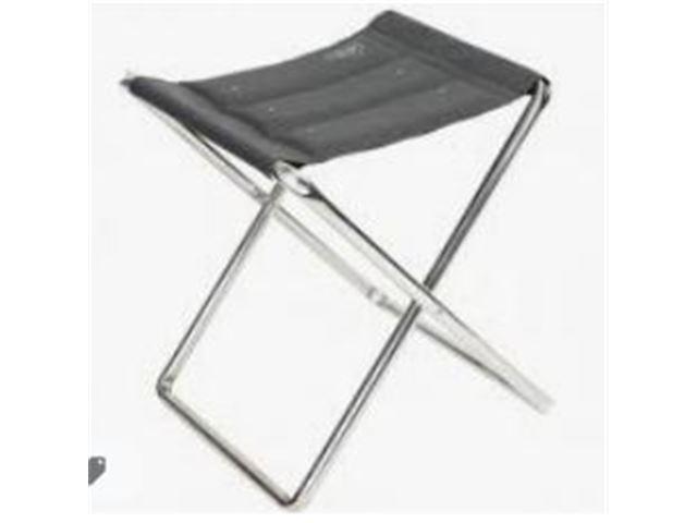 Crespo klapstol med polster grå