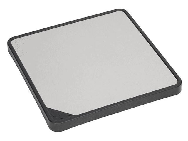 Crespo drinksbordplade til klapstol, Antracit grå