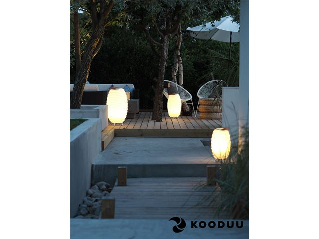 Led Bluetooth Speaker Kooduu Synergy 35 Stereo