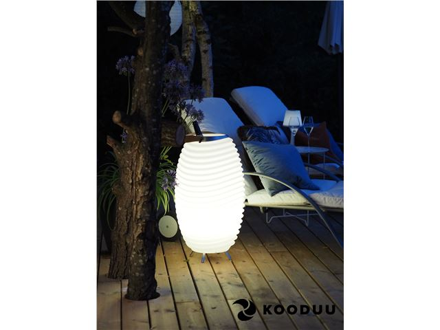 Led Bluetooth Speaker Kooduu Synergy 65 Stereo