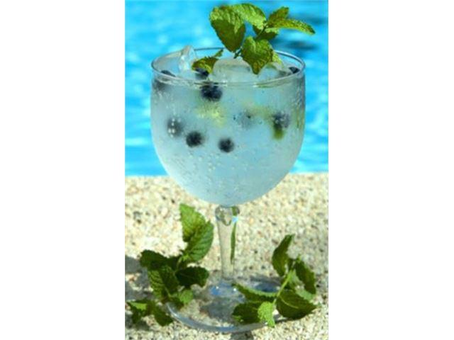 Cocktail glas 60 cl, 100% brudsikre glas, Polycarbonat