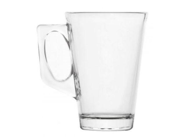 Kaffekrus klar, 26 cl, 100% brudsikre glas, Polycarbonat