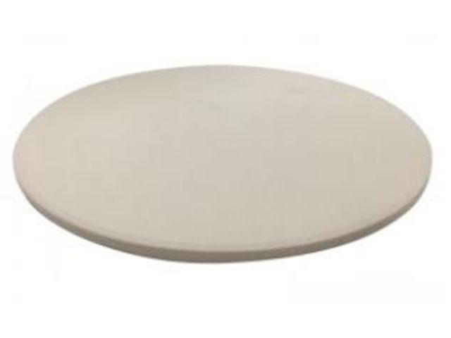 Pizzasten, Rund, 25 cm i dia. Mål: 25,4 x 8 mm