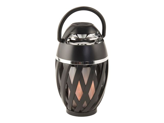 Bordlampe Flame Speaker