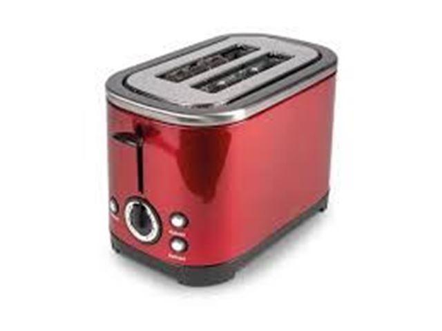 Toaster rød
