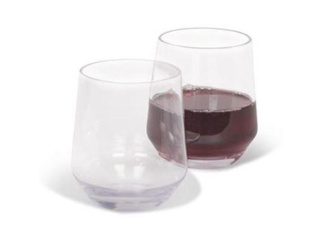 Soho glas 2stik