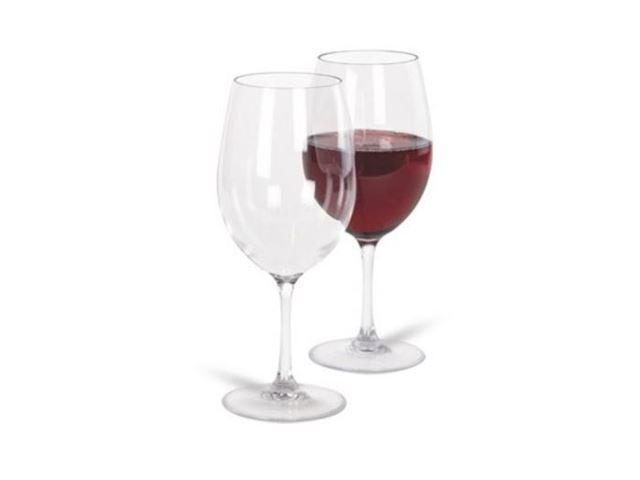 Noble rød vin 2stk