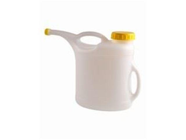 Vandkande til drikkevand 10 L med låg til begge åbninger