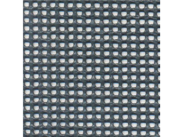 Markisetæppe 2,5 x 6,0 m - Antracit grå polyester