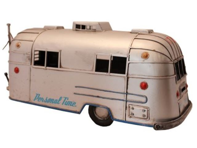 Campingvogn Air Stream Silver