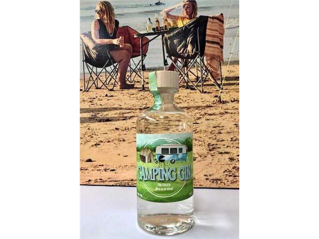 Camping gin