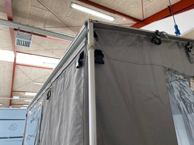 Stormsikringsbånd til WeCamp markiseside og -front