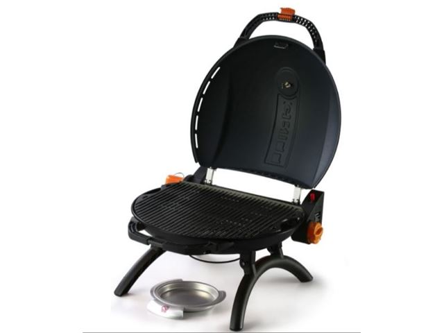 O-Grill 600 Black