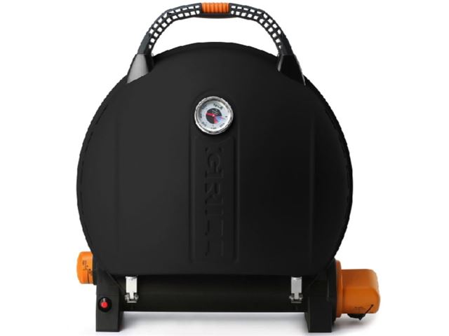 O-Grill 900T Black