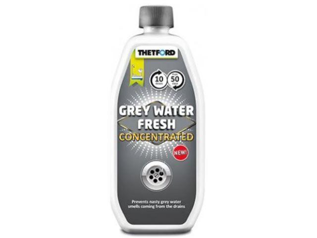 """Sampak """"Thetford Duopak"""" m Grey water fresh + Aqua kemi Blue Eucalyptus"""