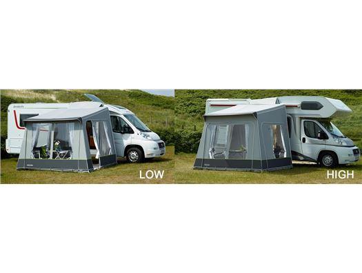 Autocamper telte