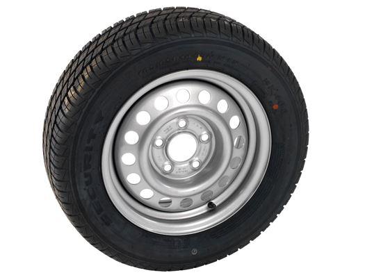 Hjul og bremsedele