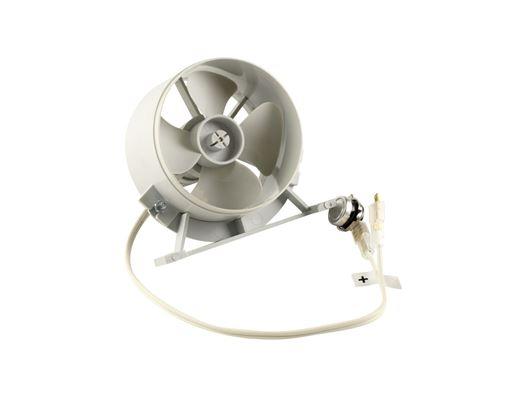 Ventilatorer til køleskabe