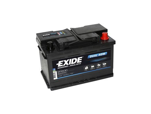 Batterier og ladere