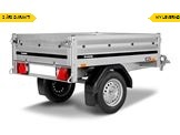Brenderup 3150 SUB 500/750 kg med 13